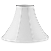 mix u0026 match large 16inch bell lamp shade in white