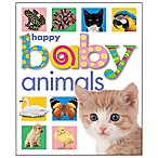 Happy Baby: Animals  Board Book