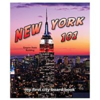 """New York 101"" Board Book by Brad M. Epstein"