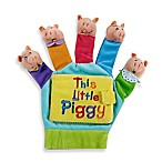 This Little Piggy Board Book by Jill Ackerman