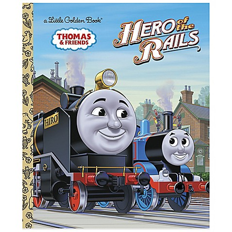 Thomas And Friends Quot Hero Of The Rails Quot Little Golden Book