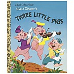 Walt Disney's  Three Little Pigs  Little Golden Book®