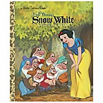 Walt Disney's  Snow White and the Seven Dwarfs  Little Golden Book®