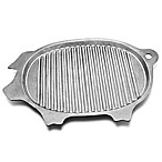 Wilton Armetale® Grillware 10-1/2 Inch Pig Shaped Gourmet Griller