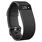 Fitbit® Charge HR Large Wireless Heart Rate and Activity Wristband in Black