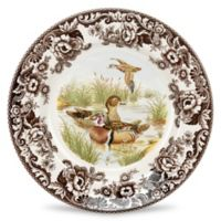 Spode® Woodland Wood Duck Salad Plate