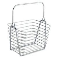 InterDesign® Small Classico Basket in Chrome