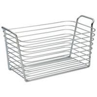 InterDesign® Medium Classico Basket in Chrome