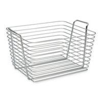 InterDesign® Large Classico Basket in Chrome