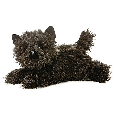 Buy Flopsie Toto Cairn Terrier Plush From Bed Bath Amp Beyond