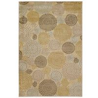 Surya Vogler 4-Foot x 5-Foot 7-Inch Area Rug in Taupe