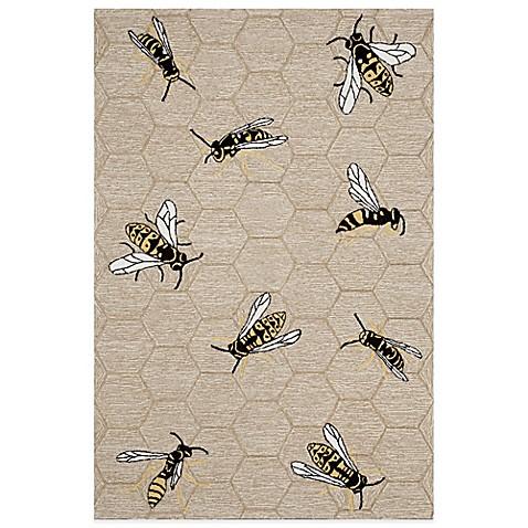 Buy Trans Ocean Honey Bee 7 Foot 6 Inch X 9 Foot 6 Inch