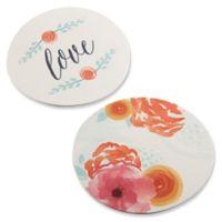 Kate Aspen® In Bloom Floral Paper Coasters (Set of 20)