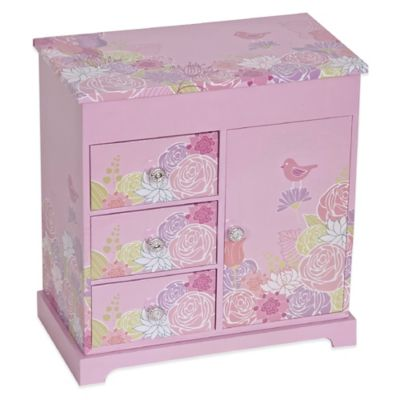 Buy Girls Jewelry Box from Bed Bath Beyond