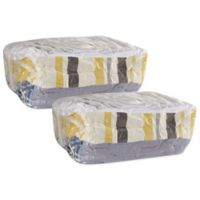 Household Essentials® 2-Pack MightyStor Vacuum Bag Extra-Large Storage Cubes