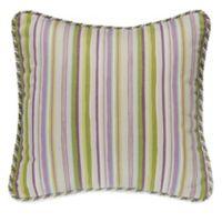Glenna Jean Penelope Striped Throw Pillow