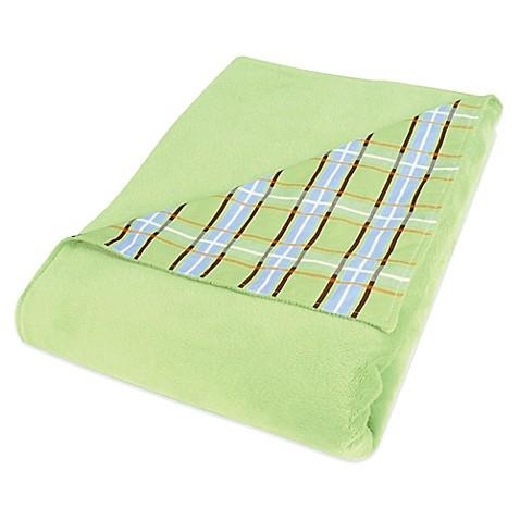 Plaid Baby Blankets
