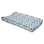 Trend Lab® Baby Barnyard Changing Pad Cover in Sky Blue