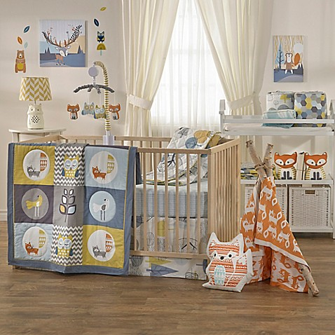 Lolli Living By Living Textiles Woods Crib Bedding
