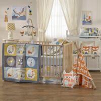 Lolli Living™ by Living Textiles Mix & Match Woods 4-Piece Crib Bedding Set