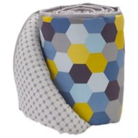 Lolli Living™ by Living Textiles Mix & Match Woods Hexagon Crib Bumper