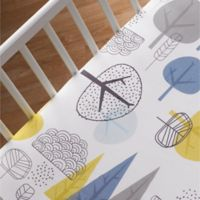 Lolli Living™ by Living Textiles Mix & Match Woods Fitted Crib Sheet