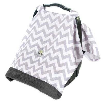 Car Seat Accessories u003e Itzy Ritzy® Cozy Happens Infant Car Seat Muslin Canopy in Grey  sc 1 st  buybuy BABY & Grey Car Seat Canopy from Buy Buy Baby