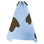 Trend Lab® Size 0-3T Puppy Hooded Towel in Blue