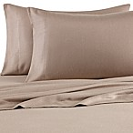 Pure Beech® 100% Modal Flannel Queen Sheet Set in Mink