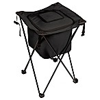 Picnic Time® Sidekick Portable Standing Beverage Cooler in Black