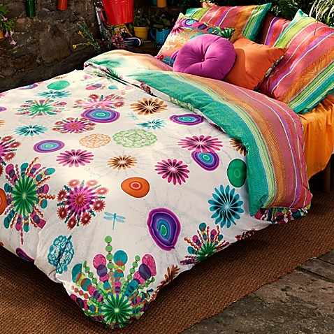 Desigual 174 Moon Reversible Duvet Cover Bed Bath Amp Beyond