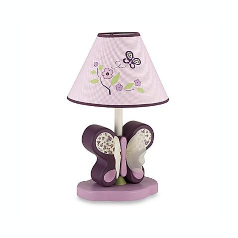 Cocalo Baby Sugar Plum Lamp Base And Shade Bed Bath