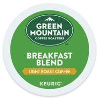 Keurig® K-Cup® Pack 18-Count Green Mountain Coffee® Breakfast Blend Coffee