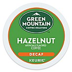 Keurig® K-Cup® Pack 18-Count Green Mountain® Decaf Hazelnut Coffee