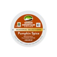 Keurig® K-Cup® Pack 18-Count Green Mountain Coffee® Pumpkin Spice Coffee