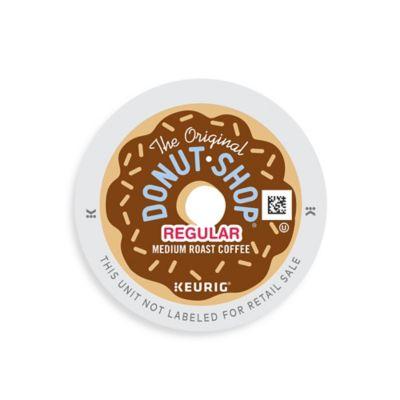 keurig kcup pack 18count the original donut shop coffee - Keurig K Cups
