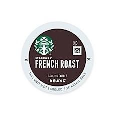 keurig kcup pack 16count starbucks french roast dark coffee - Keurig K Cup