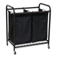 Oceanstar 2-Bag Laundry Sorter