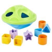 My First Green Toys 7-Piece Shape Sorter Set