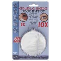 Zadro 5x/10x Magnification Spot Mirror