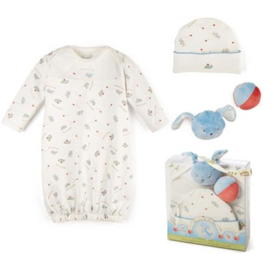 Baby by the bay from buy buy baby layette gift sets bunnies by the bay 4 piece delightful baby gift set in negle Choice Image