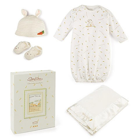 Bunnies by the Bay Layette Gift Sets