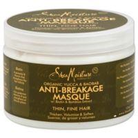 SheaMoisture 12 oz. Yucca & Baobab Anti-Breakage Masque For Fine Thin Hair
