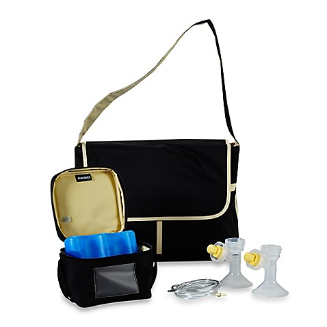 Medela® Breastpump Messenger Bag