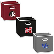 NCAA Fabric Storage Drawer