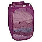 Pop Up Flip™ Hamper in Purple