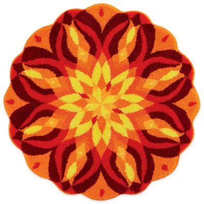 grund knowledge of self 2foot 8inch round bath rug