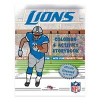 NFL™ Detroit Lions Coloring and Activity Storybook