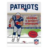 NFL™ New England Patriots Coloring and Activity Storybook