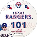 MLB Texas Rangers 101: My First Team-Board-Book™